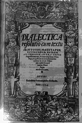 Libro de dialéctica, portada