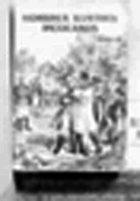 Hombres Ilustres Mexicanos, portada de libro