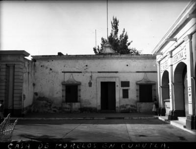 Casa de Morelos en Cuautla