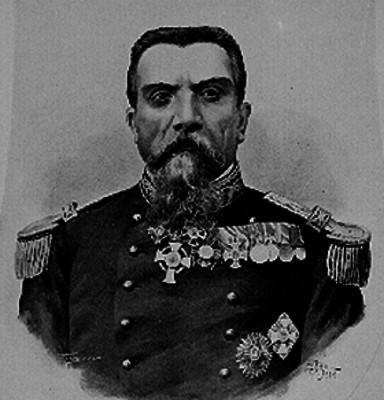Francisco Zapata Mena, retrato