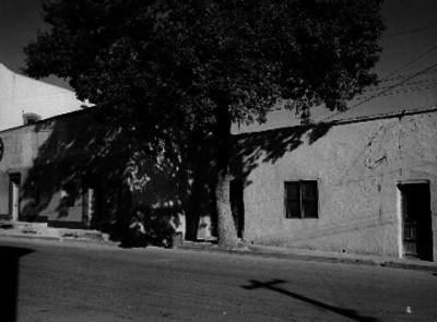Casas de Parral, Chihuahua, fachadas
