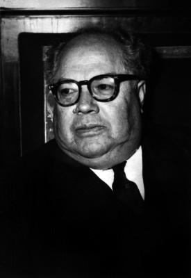 Agustín Arroyo, retrato