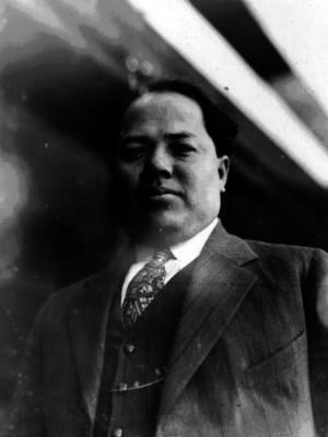 Agustín Arroyo Ch., periodista, retrato