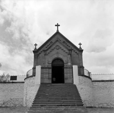 Capilla del cerro de las campanas, vista general