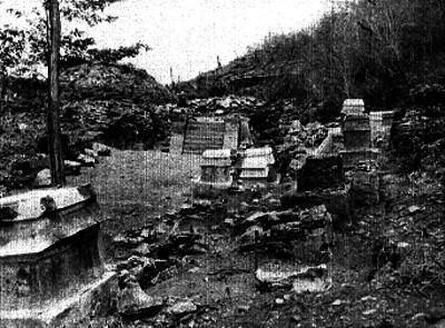 Tumbas prehispánicas de origen mexica en Quiahustlán