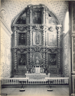 Altar lateral
