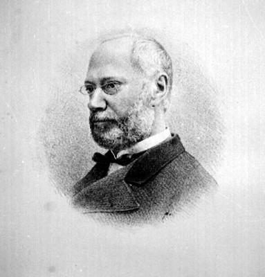 José Maria Iglesias, litografía