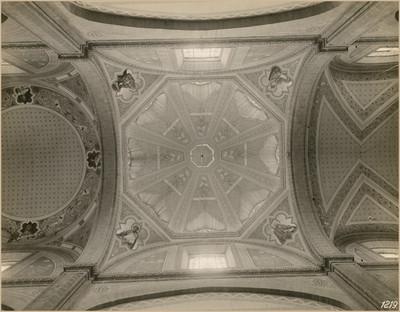 Cúpula de la Iglesia de San Cosme