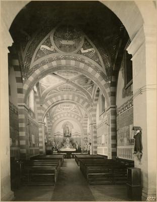 """Capilla lateral"" de la ""iglesia de la Santa Veracruz"""