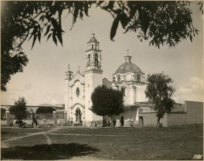 """""""Iglesia de la Virgen de los Dolores"""", vista general"""