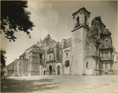 """Vista general del """"Templo de la Soledad"""""""