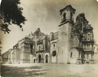 Basílica de la Virgen de la Soledad, vista general