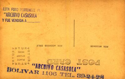 Francisco I. Madero deposita voto durante elecciones para diputados