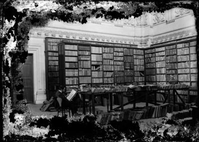 Archivo general de la nación en Palacio Nacional, interior