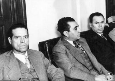 """""""Ernesto Aguirre Colorado"""" Durante """"Junta del PRM"""""""