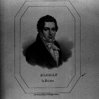 Lucas Alamán, reprografía