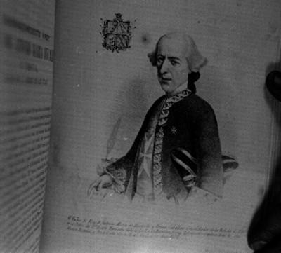 Antonio María Bucareli y Ursúa, reprografía bibliográfica