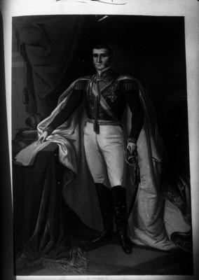 Agustín de Iturbide, pintura