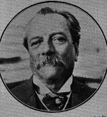 Miguel Eduardo Shultz, retrato