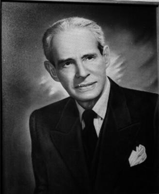 Mario Talavera, músico y compositor, retrato, fotografía