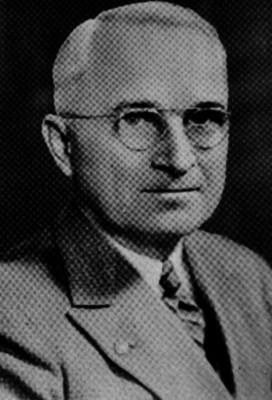 Harry S. Truman, retrato