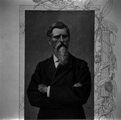 Ignacio Luis Vallarta, retrato