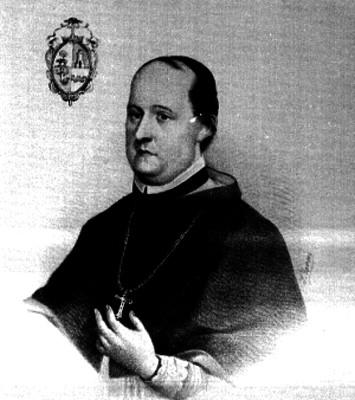Juan Antonio de Vizarrón y Eguiarreta, grabado