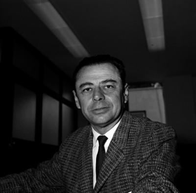 """José Antonio Zorrilla, """"monis"""", compositor, retrato,"""