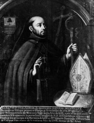 Juan de Zumárraga, reprografía