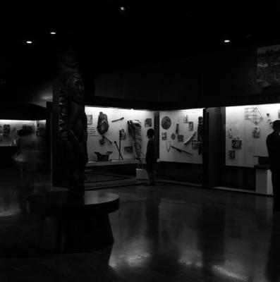 Sala general del museo nacional de antropología e historia