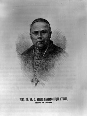 Miguel Mariano Luque Ayerdi, grabado
