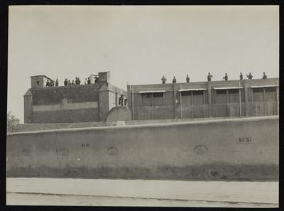 Cárcel de Belem antes de ser bombardeada