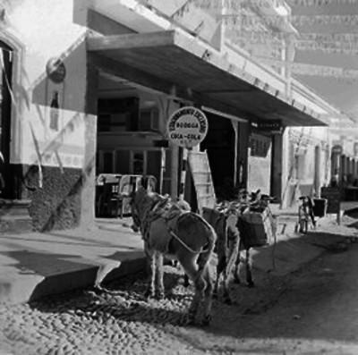 Vida cotidiana en el poblado de Jalpa, Zacatecas
