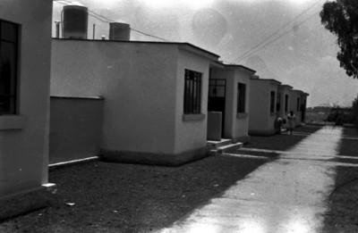 Casas que fueron repartidas por Beatriz Velasco de Alemán
