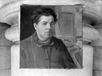 Alfonso Cravioto, pintura