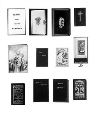 Portadas de libros religiosos