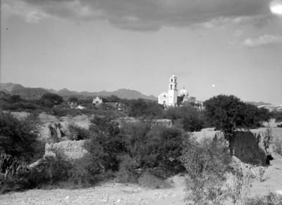 Iglesia en zona rural