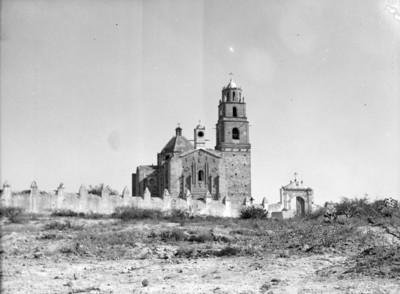 Iglesia, vista de conjunto