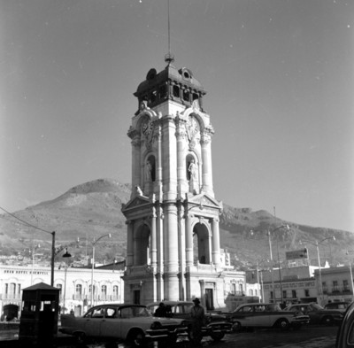 Reloj monumental de la Ciudad de Pachuca