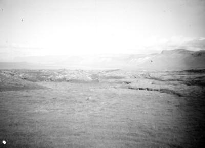 Terreno montañoso, paisaje
