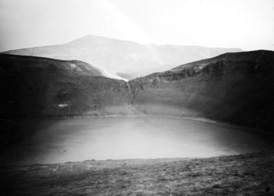 Lago volcánico