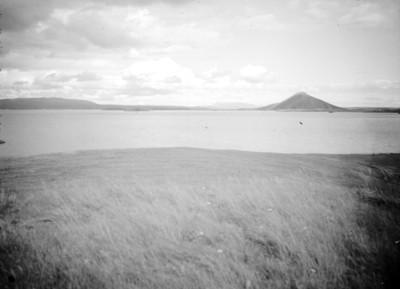 Lago de Islandia