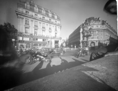 Avenida en París