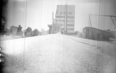 Calle y edificios, ensayo fotográfico