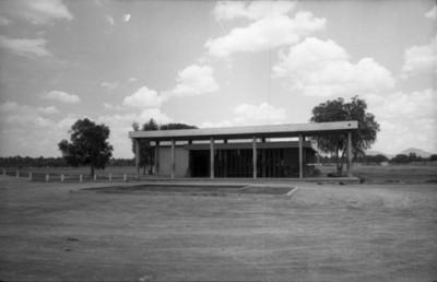 Panorámica del Museo de Tepexpan