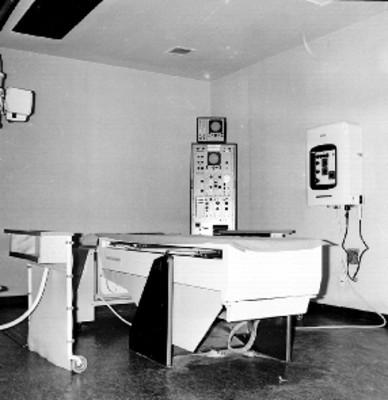 Almacén del Hopsital de Pediatría del Centro Médico