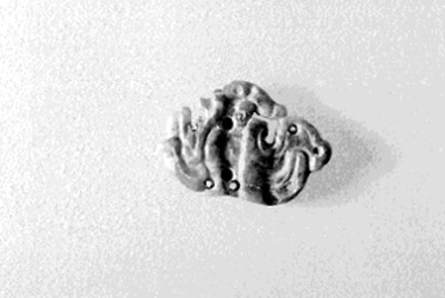 Pieza ornamental de jadeíta
