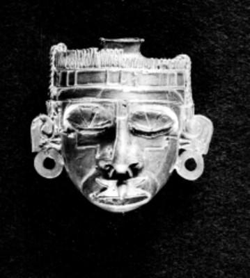 Máscara de Xipe Totec o Ina Mahu