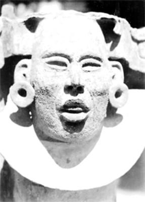 Urna funeraria antropomorfa
