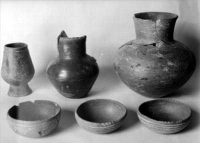 Tipos de cerámica de Cholula